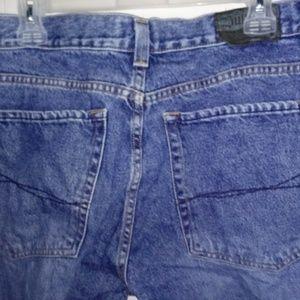 Bullhead Jeans Sz 33 X 32 Straight Blue